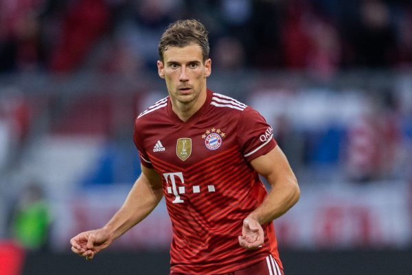 Leon Goretzka has agreed a new contract with Bayern Munich until 2026.