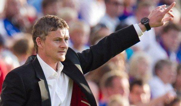 Ole Gunnar Solskjaer is unhappy with the Aston Villa player's misbehavior