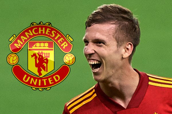 Manchester United have joined the race for RB Leipzig's Dani Olmo, with the other trio Barcelona, Juventus and Bayern Munich.