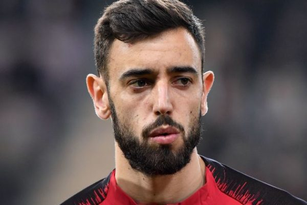 Bruno Fernandes is close to extending his contract